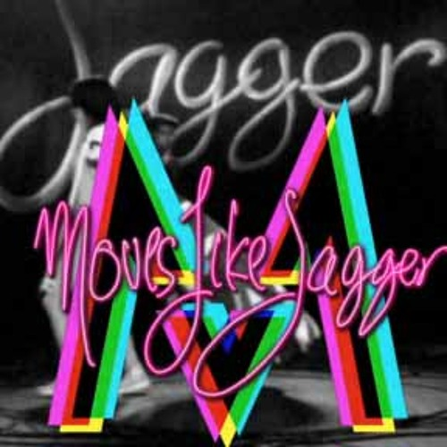 Moves Like Jagger @ 2012 Bootleg