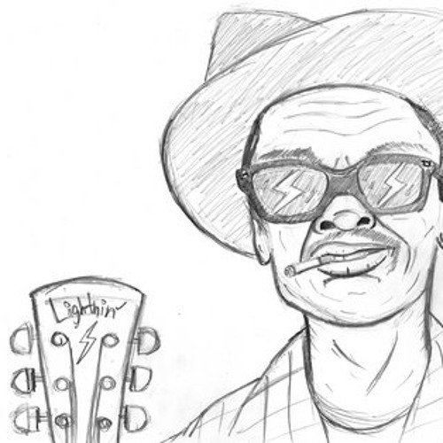 """Lightnin Hopkins """"Old Records Playing For Me"""""""