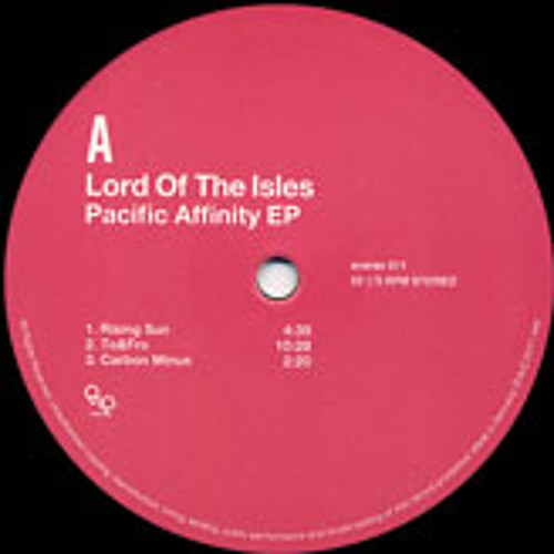 Lord Of The Isles - To & Fro (COS/MES Remix) - ene