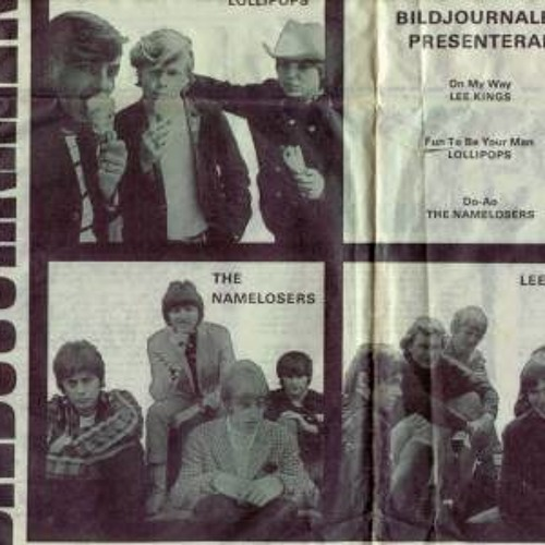 BildJournalen. Topp-Skivan 1965 - Mascots. Merrymen. Shanes