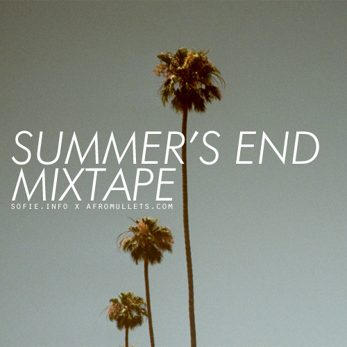 summer's end - mix for afromullets
