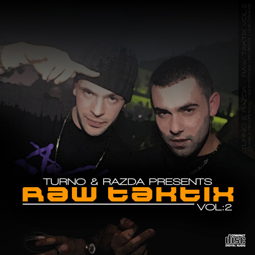 TURNO AND RAZDA PRESENT - RAW TAKTIX VOL 2