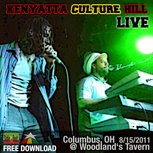 Free Download/Full Show: Kenyatta 'Culture' Hill - Live in Columbus, OH 8/15/2011 [REGGAEVILLE.com]
