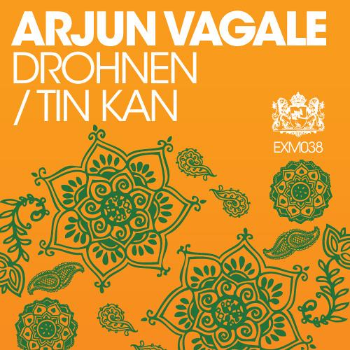 Arjun Vagale - Drohnen // Tin Kan [Excentric Muzik]