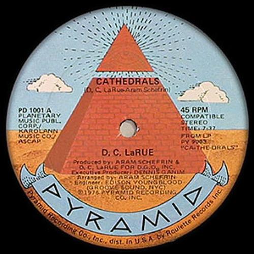 D.C. LaRue - Cathedrals (Talker Instrumental Edit)