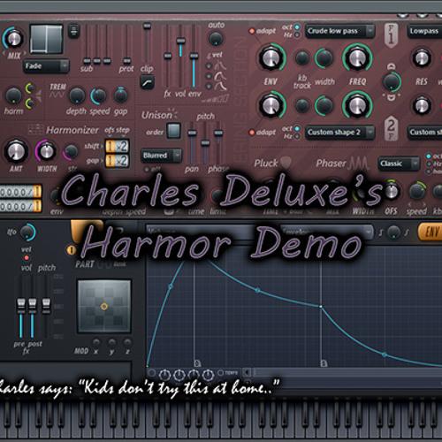 Charles Deluxe - Harmor Demo (ImageLine's plugin demo / Read description for the FLStudio project)