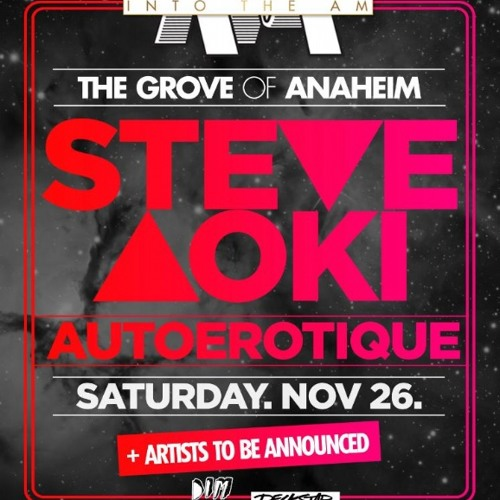 Autoerotique - GLADIATOR (Steve Aoki x DJ AM Remix)