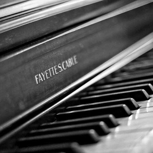 Piano driven music