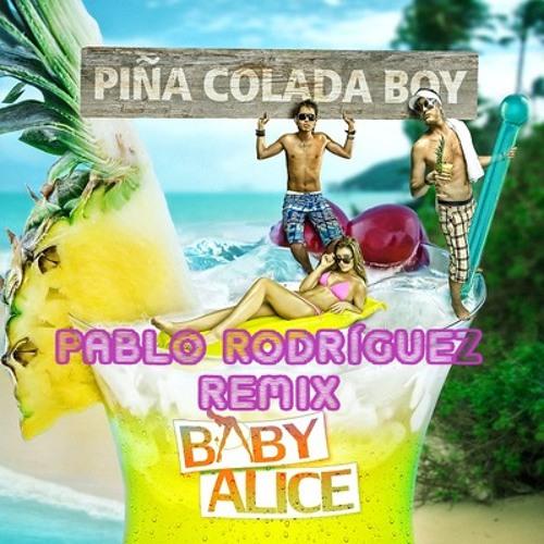 Piña Colada Boy (Pablo Rodríguez RMX) @El Giradiscos By David Ares nº 3