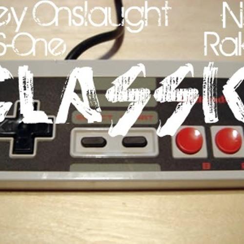 Classic - Joey Onslaught x Nas x KRS-One x Rakim