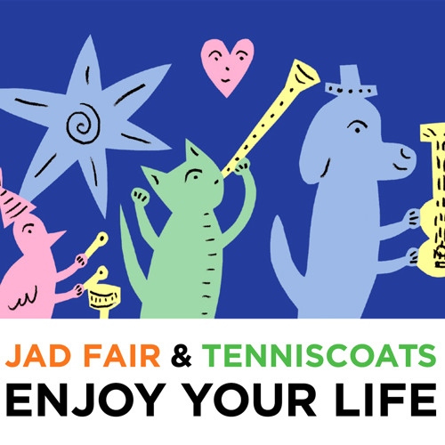 Jad Fair & Tenniscoats - I Know That We Can