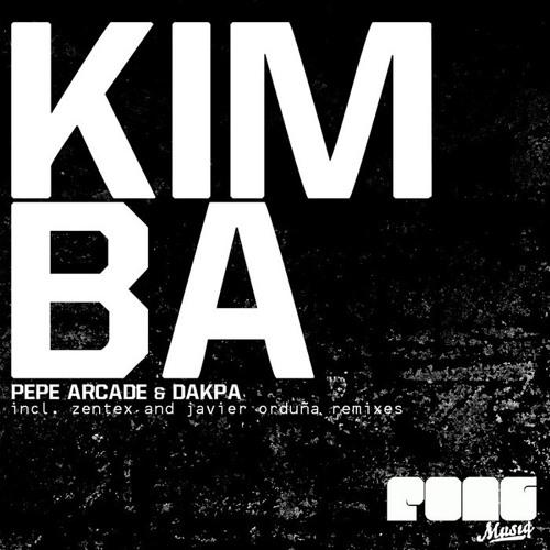 Pepe Arcade - Kimba (Zentex remix) (Pong Musiq 032)