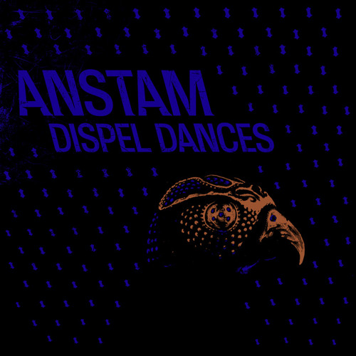"Anstam ""Dispel Dances"" (50WEAPONSCD/LP04) - Out on October 28th"