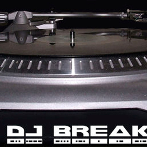 dj break - breakbeat mix vol 1