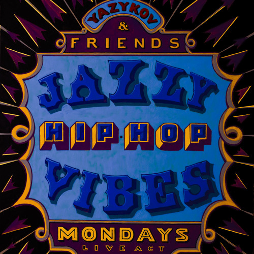 JAZZY HIPHOP VIBES VOLUME 9 BY DJ IVAN YAZYKOV+A.BRUNI(FLUTE)