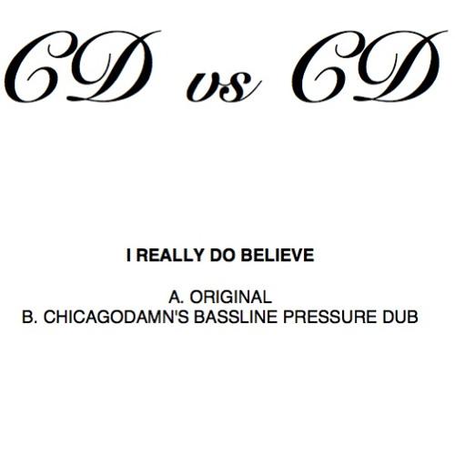 CDvsCD_I REALLY DO BELIEVE