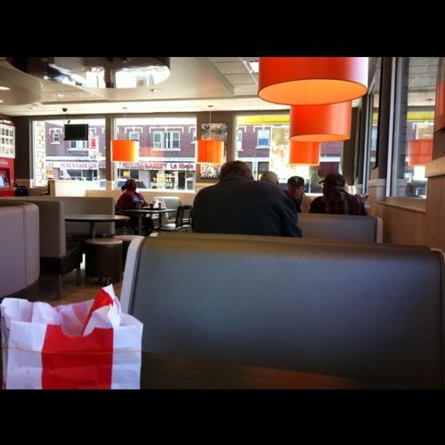 Mcdonalds at McDonald's