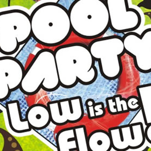 Margul (Salada Cartel) @ Low is The Flow Pool Party 1 ano. 09/2011