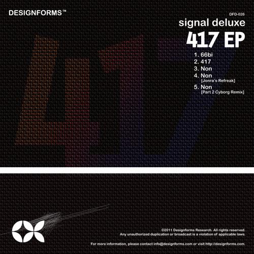 Signal Deluxe _ Non _ designforms