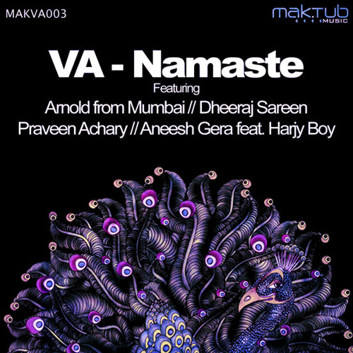 VA - Namaste feat. Arnold from Mumbai, Dheeraj Sareen, Praveen Achary,  Aneesh Gera feat. Harjy Boy