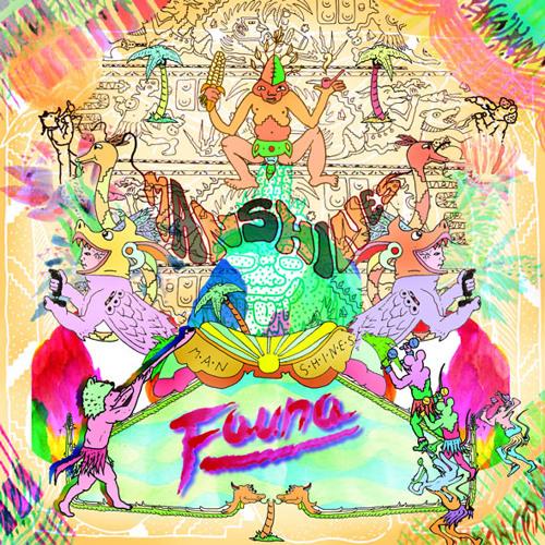 Fauna - Manshines (ZZK Records 2011)