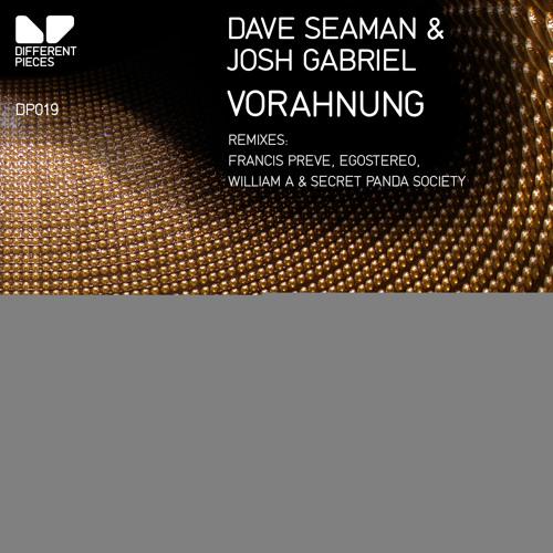 Dave Seaman & Josh Gabriel - Vorahnung - Original Mix edit