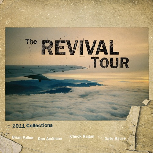 Goodnight Irene - Brian Fallon - 2011 Revival Tour Players Compilation