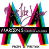 Maroon 5 Featuring Ft Christina Aguilera Moves Like Jagger Ron Z Remix Mp3