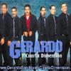 NO MAS DOLOR * GERARDO Y SU CUARTA DIMENSION Portada del disco