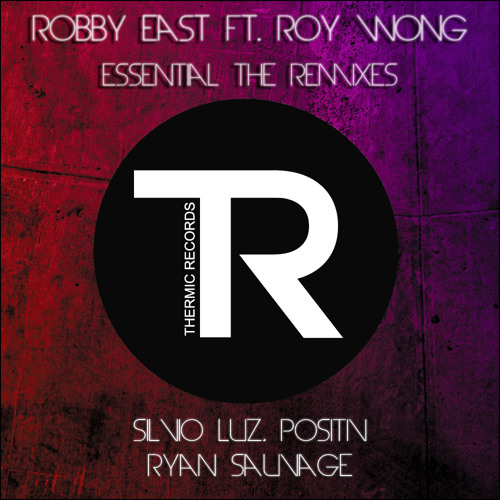    OUT NOW!!    Essential Remixes By Silvio Luz, Positiv & Ryan Sauvage!