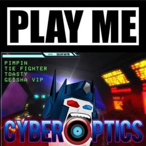 Cyberoptics - Tie Fighter - (We Bang Harty Parder Remix)