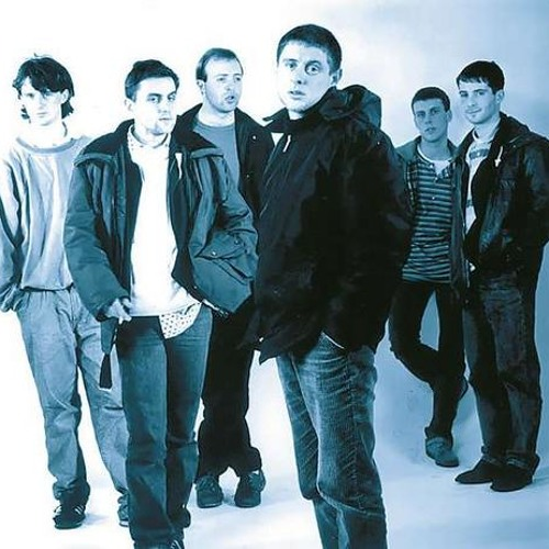 Happy Mondays - Step On (Rango's 'Two Steps Up' Edit)