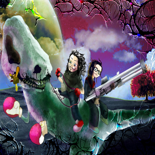 Savant - Wanna be friends? feat. Skrillex, Sebastian & Noisia