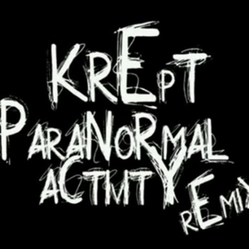 Krept - Paranormal Activity pt2 [Apollo Belladona Poltergeist remix]