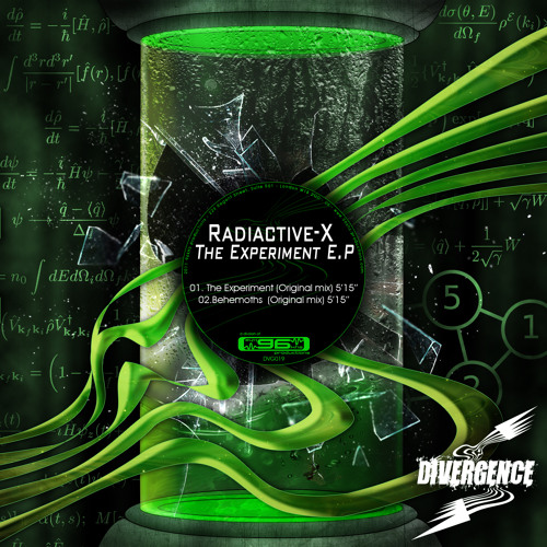 Radiactive-X - Behemoths (Original Mix) DVG019