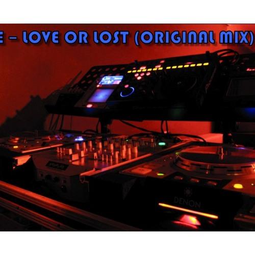Maze - Love or Lost ( Original mix )