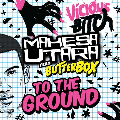 Mahesa Utara - To The Ground (Valentino Khan Moombahton Remix)