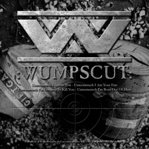 All Cried Out (1st  W  cover) - Wumpscut
