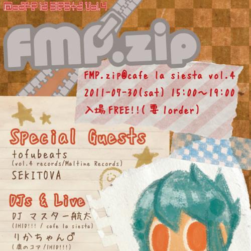 Freetrack Only Set - Live@FMP.zip(cafe la siesta) [30/07/2011]