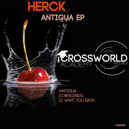 Herck - Antigua EP (CWA076)