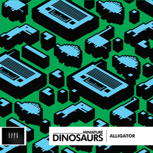 Miniature Dinosaurs - Alligator (TeKlo Remix) BBC Radio 1 Rip