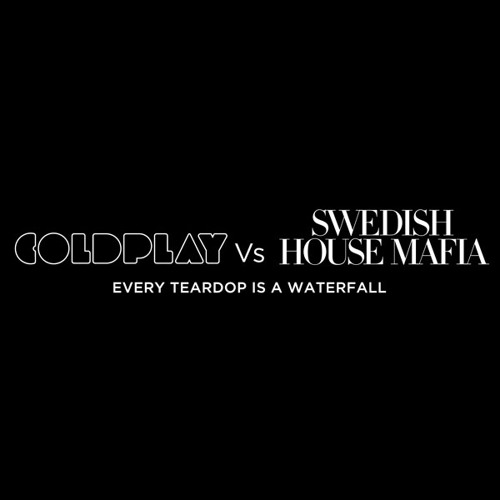 Coldplay Vs Swedish House Mafia - Every Teardrop Is A Waterfall (live)