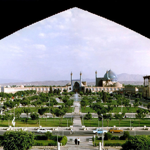 Mid 2 The East - Bridges of Isfahan (Live)