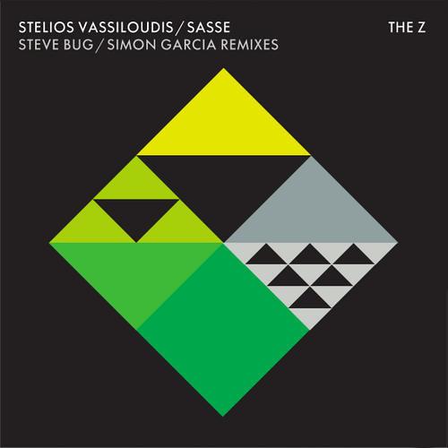 Sasse + Stelios Vassiloudis 'The Z' (Simon Garcia remix) [BEDROCK]