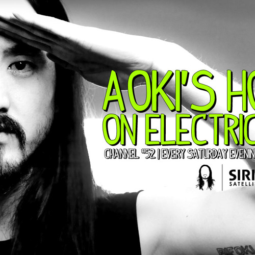 Aoki's House on Electric Area - Episode 3