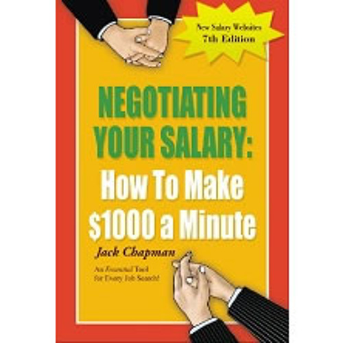 Salary Talk Podcast with Career Advisor/Author Jack Chapman