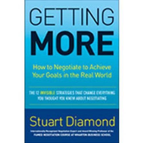 Salary Talk Podcast with Pulitzer Prize Winner Stuart Diamond