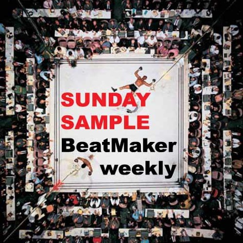 Sunday Sample Crunch: Weekly Sample Challenge