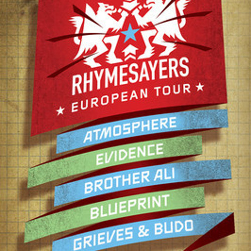Rhymesayers European Tour Mix Contest Entry