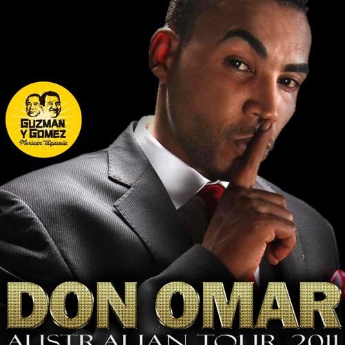 OFFICIAL DON OMAR AUSTRALIA TOUR MIX - MIXED BY DJ DON JUAN